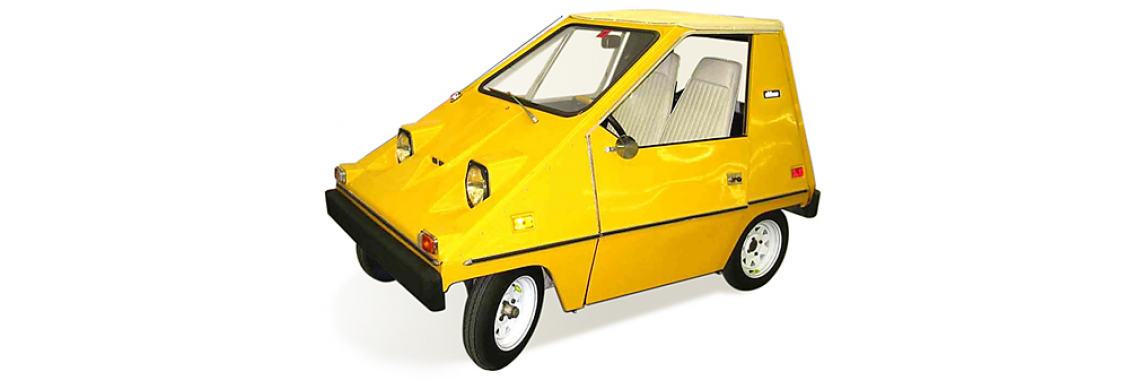 Yellow CitiCar